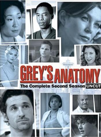 Greys Anatomy Season 2