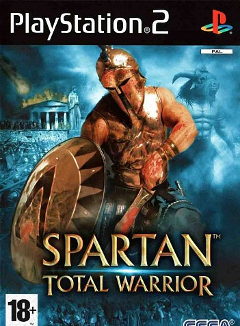 Spartan Total Warrior Ps2 PAL