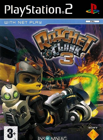 Ratchet & Clank 3 Ps2