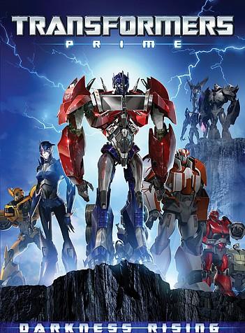 Transformers Prime-S02 E01