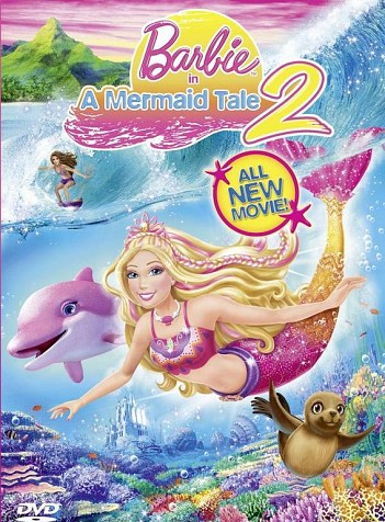 Barbie In A Mermaid Tale 2  DVDRip