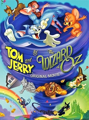 Tom And Jerry & The Wizard Of Oz DVDRip