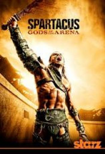 Spartacus: Gods Of The Arena - BlueRay 720p
