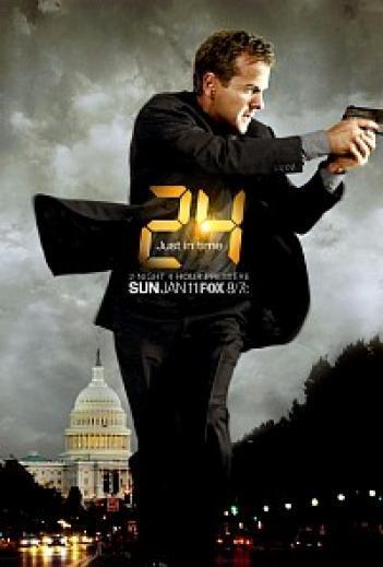 24 Season 8 - BlueRay 720p