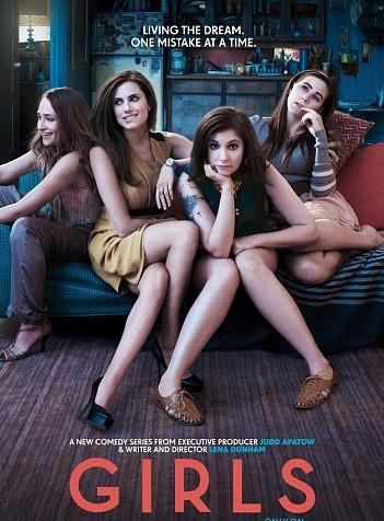 Girls Season 1 - HD - 720p
