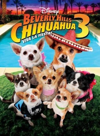 Hills Chihuahua 3: Viva La Fiesta! DVDRIP