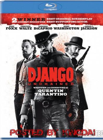 Django Unchained - HD 720p