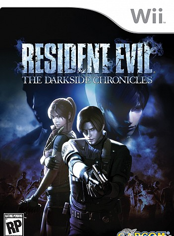 Resident Evil: The Darkside Chronicles Wii - NTSC-U