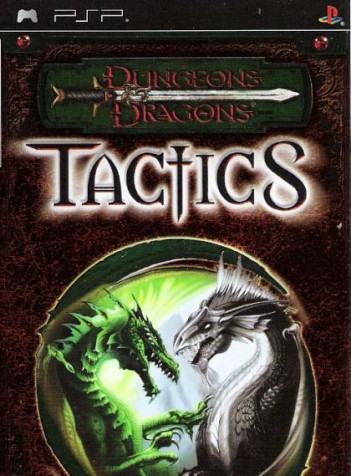 Dungeons And Dragons: Tactic - PSP