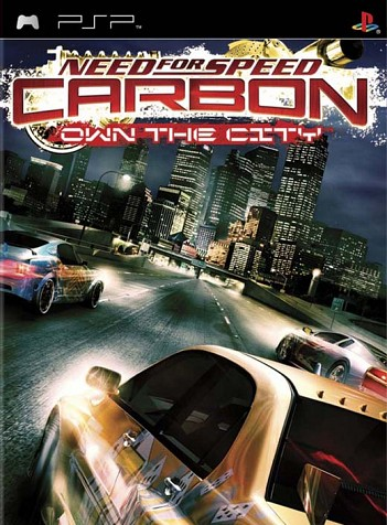 Need For Speed Carbon: Own The City - PSP