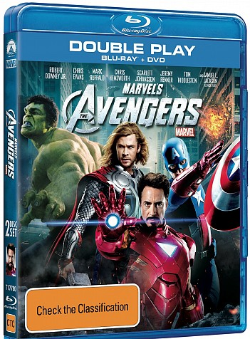 Marvel's The Avengers - HD 720p