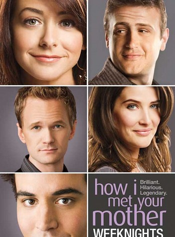 How I Met Your Mother S08E15 HDTV