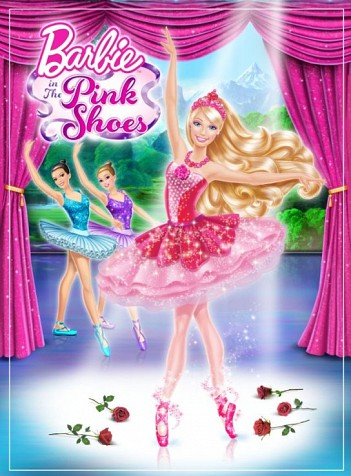 Barbie in The Pink Shoes 2013 - DVDRip