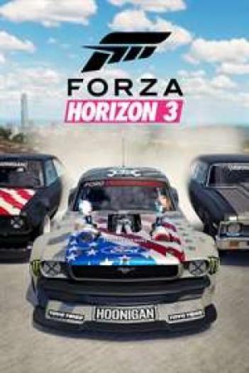Forza Horizon 3 CODEX