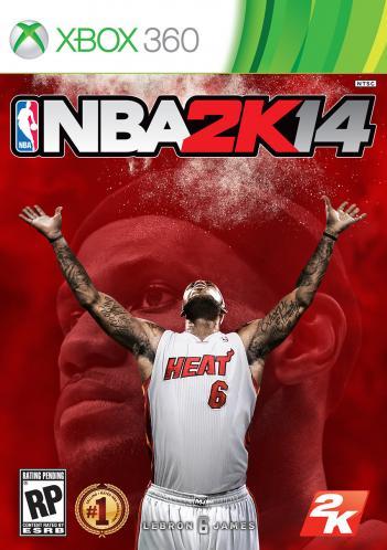 NBA 2K14 2013 - SPARE