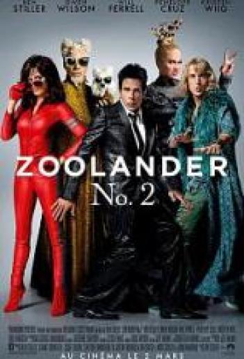Zoolander 2 2016 - HD-TS