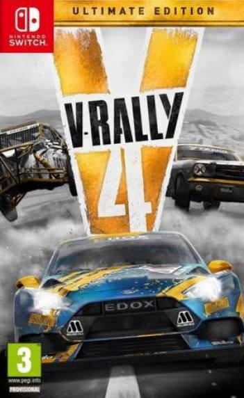 V Rally 4 CODEX