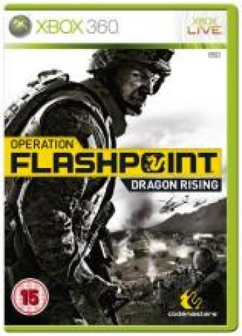 Operation Flashpoint Dragon Rising iMARS