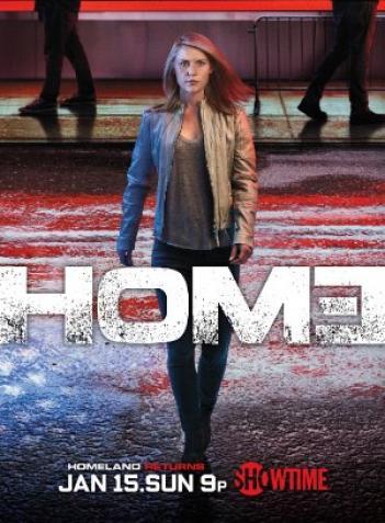 Homeland 2011 - HD - 720p