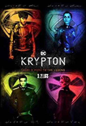Krypton 2018 - HD - 720p