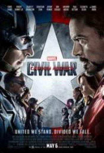 Captain America: Civil War 2016 - BDRip