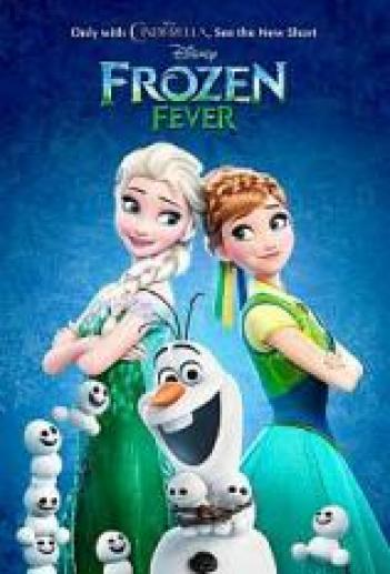 Frozen Fever 2015 - BRRip - 720p AVI