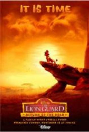 The Lion Guard: Return of the Roar 2015 - WEBRip - 1080p