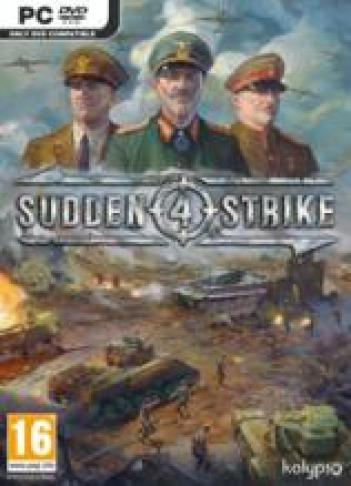 Sudden Strike 4 RELOADED