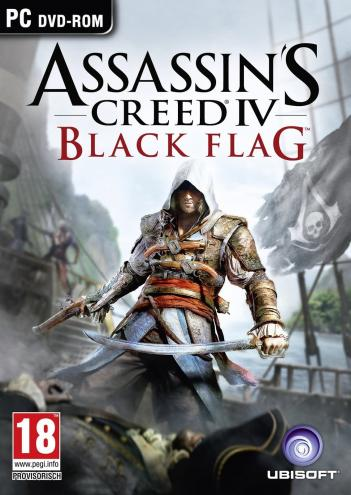 Assassins Creed 4: Black Flag 2013-P2PGAMES