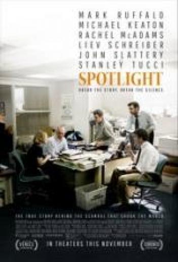 Spotlight 2015 - HDRip