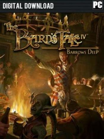 The Bards Tale IV: Barrows Deep CODEX