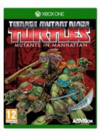 Teenage Mutant Ninja Turtles Mutants in Manhattan אחר