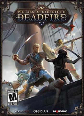 Pillars of Eternity II: Deadfire CODEX