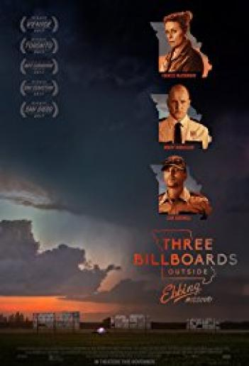 Three Billboards Outside Ebbing, Missouri 2017 - BluRay - 4K