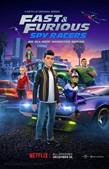 Fast & Furious: Spy Racers 2019 - WEBDL - 720p