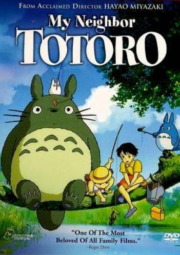 My Neighbor Totoro 1988 - BDRip
