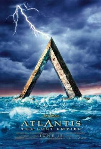 Atlantis: The Lost Empire 2001 - DVDRip