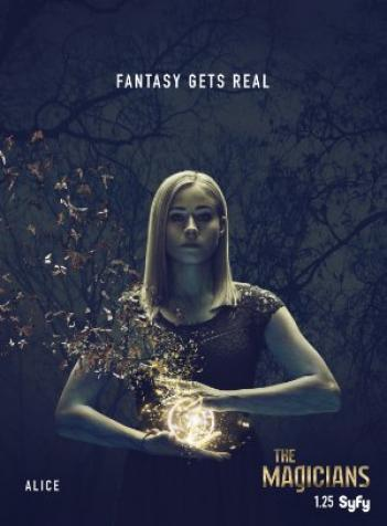 The Magicians 2015 - HD - 720p