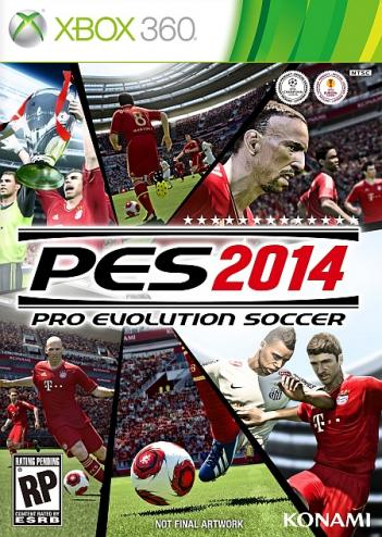 Pro Evolution Soccer PAL 2014 - COMPLEX