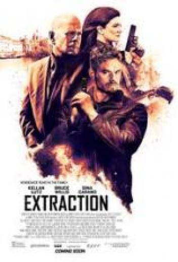 Extraction 2015 - BluRay - 720p