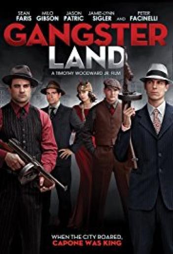 Gangster Land 2017 - BRRip - 720p AVI
