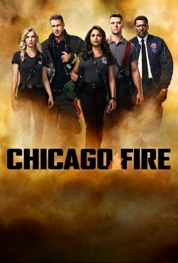 Chicago Fire 2012 - HD - 720p