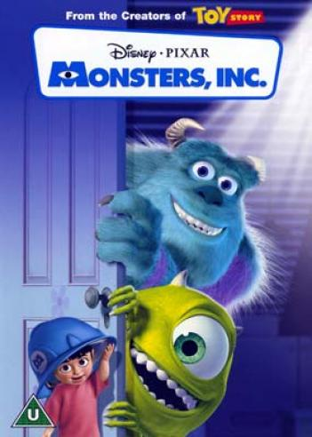 Monsters Inc 2001 - DVDRip