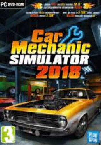 Car Mechanic Simulator 2018 אחר