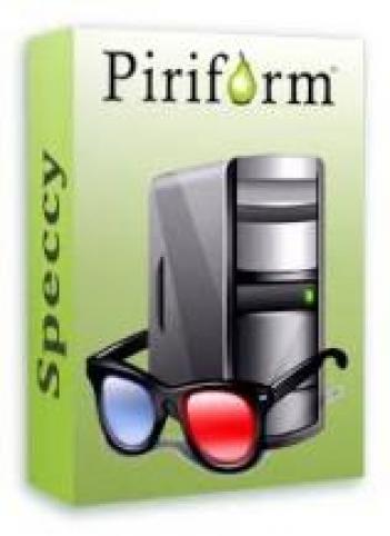Piriform Speccy Professional
