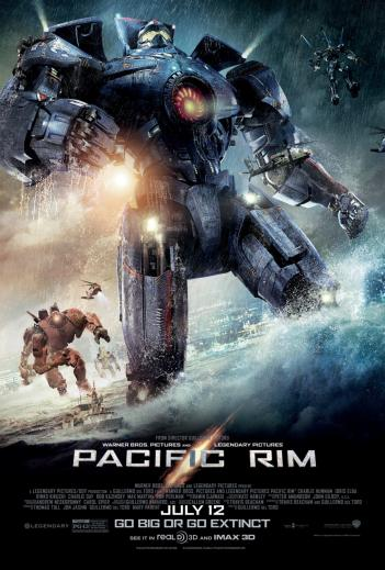 Pacific Rim 2013 - 720P WEBDL