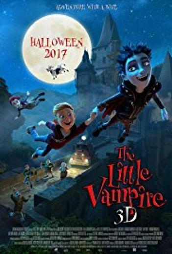 The Little Vampire 3D 2017 - BRRip - 720p AVI