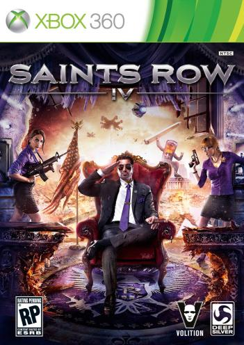 Saints Row IV 2013 - iMARS