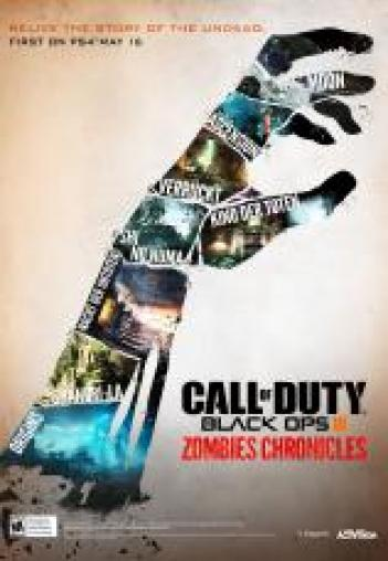 Call of Duty Black Ops 3 Zombies Chronicles RELOADED