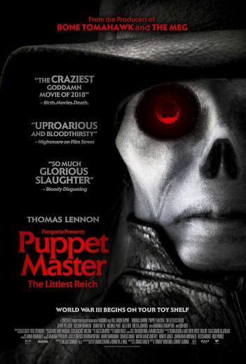 Puppet Master: The Littlest Reich 2018 - BluRay - 720p